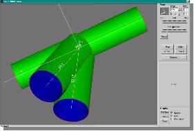 Screenshot Intersecting nodes - angle