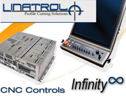 Linatrol's Infinity provides PC based CNC with integrated Motion Control.  Photo courtsey of Linatrol.